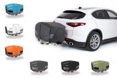 Porta-equipaje de bola TowBox V3