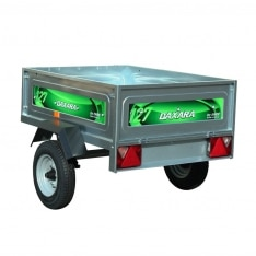 Remolque de carga 400 Kg Daxara 127