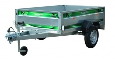 Remolque de carga 205×129 Daxara 218