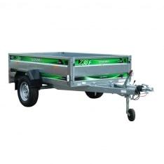 Remolque de carga 231×135 Daxara 238 FRENO