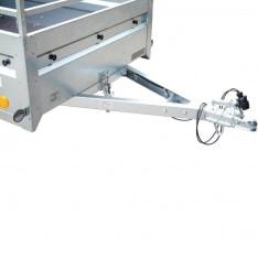Remolque de carga Sorel Pratik 160