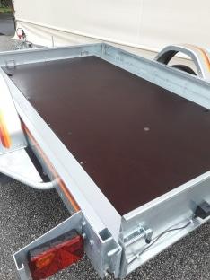 Plataforma Mecanorem Multi-Uso 250 x 150 con Freno
