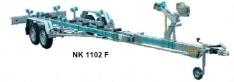 Remolque de barco 1500Kg Navica NK 1102 F