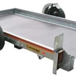 Plataforma abatible 1500 Kg