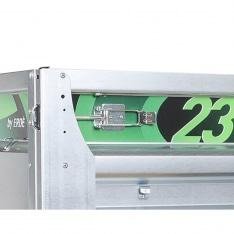 Remolque de carga 2 ejes Daxara 239×4 FRENO