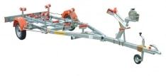 Remolque 1300 kg sin freno homologación 750 Kg – Mecanorem MTX575-03