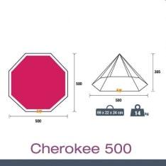 Tienda Tipi Cherokee 500 – 6 Personas