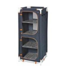 Mueble de almacenaje plegable 4 estantes