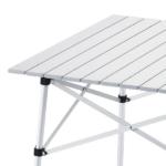 mesa camping aluminio 2