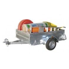 Kit cartolas de carga remolque chasis multifunción
